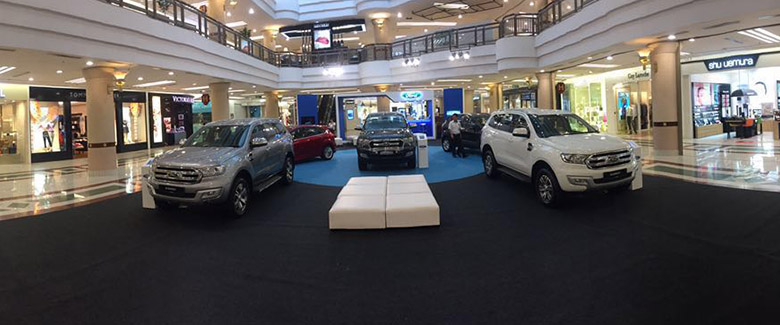 Motoring-Malaysia: News: 'Ford Go Further Roadshow' schedule in