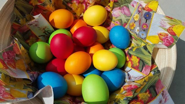 Huevos de Pascua, Bulgaria