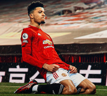 Man United Signs Sancho