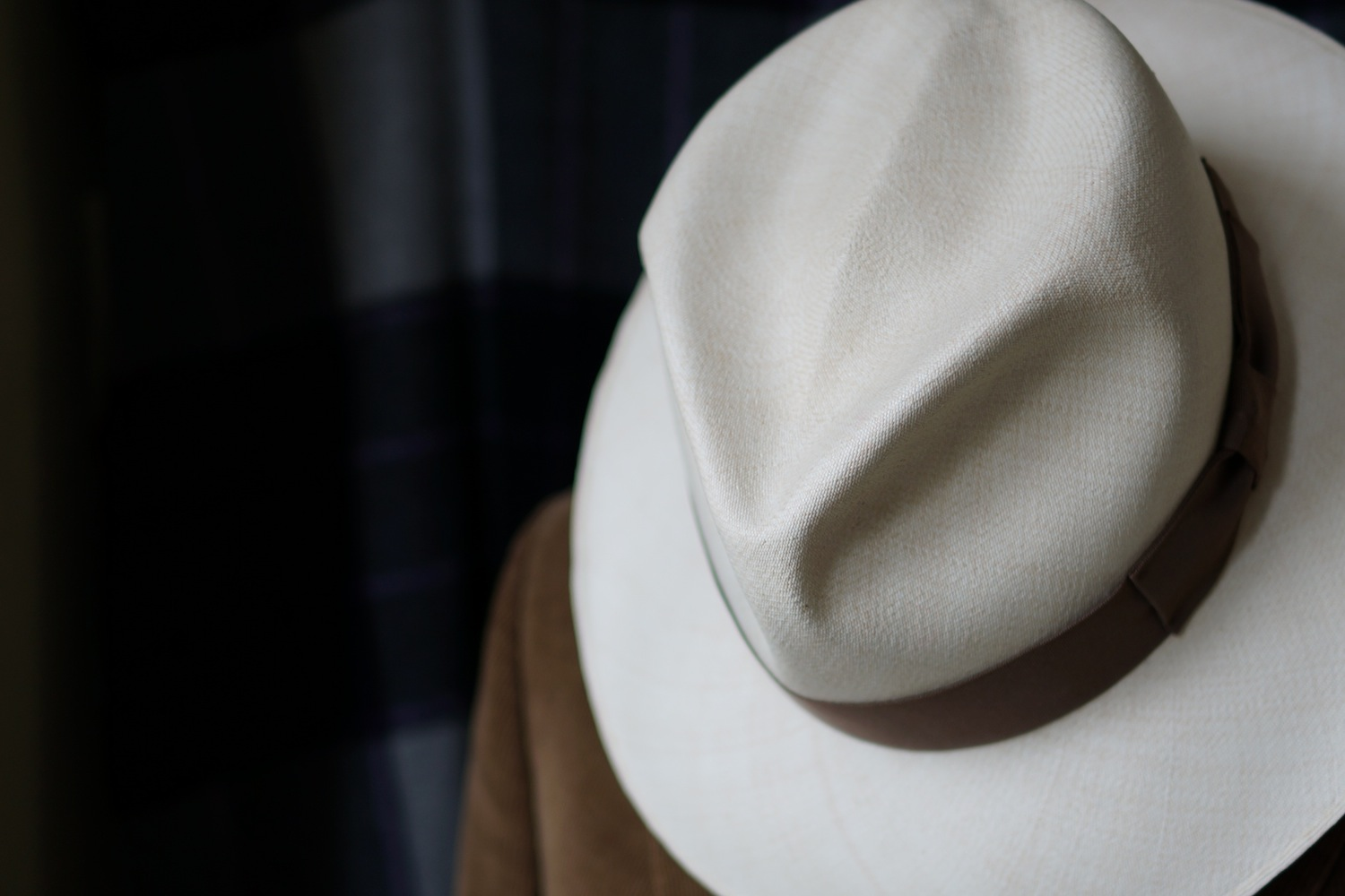 Final panama hat from Brent Black – Permanent Style 9a78544eb8d