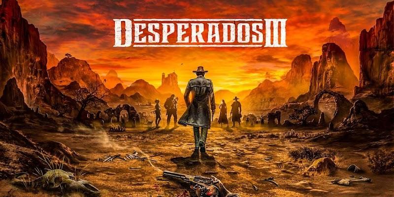 Download Game Desperados III Full | Download Game Desperados III Last Version