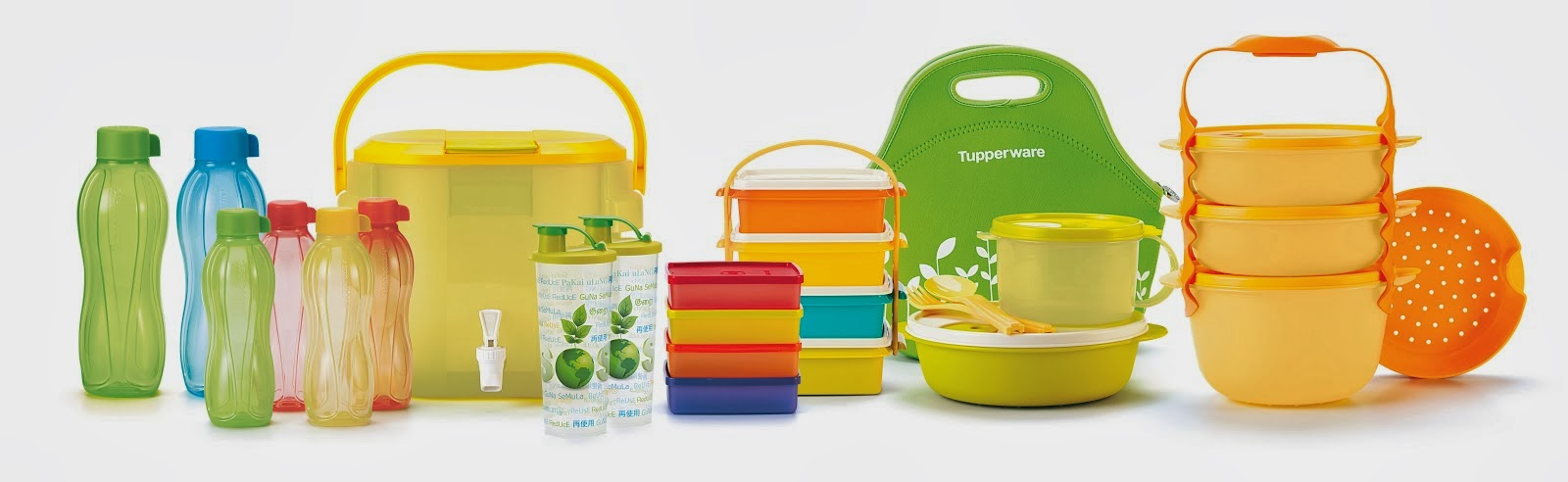 Supply Chain Management Tupperware Products That
