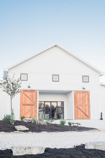 St. Louis Wedding Photographer  Redemption Ranch Wedding White Barn Wedding Venue