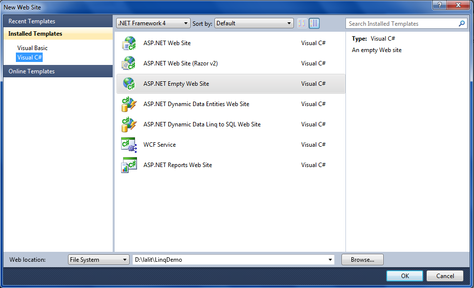 Save,Edit,Update,Delete and Bind Asp net ListBox using LINQ to SQL