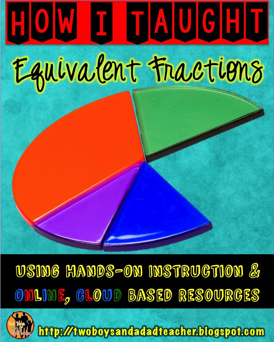 how to get equivalent fractions