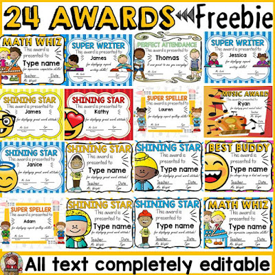 https://www.teacherspayteachers.com/Product/EDITABLE-AWARDS-CERTIFICATES-OF-APPRECIATION-869549