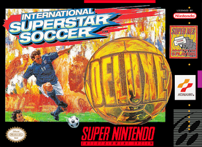 International Superstar Soccer Deluxe (SNES)