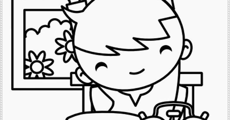 Gambar Kartun Anak Tidur Gambar Kartun