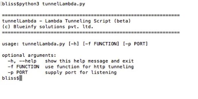 Blueinfy's blog: lambdaScanner