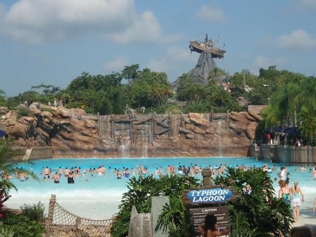Parques aquáticos da Disney em Orlando
