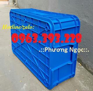 Thùng nhựa đặc B1, thùng nhựa cao 20, hộp nhựa cơ khí 5fb04fb51346f118a857