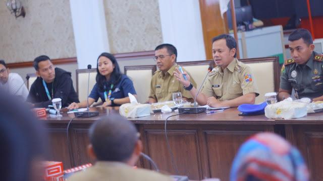 Kota Bogor Siap Sambut Api Obor Asian Games 2018