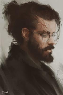 Arrigo Figulo (Harry J Potter by blvnk-art)