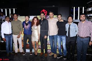 Pia Bajpai and Darshan Kummar Launching the Music of movie Mirza Juuliet 014.JPG