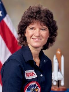 Sally Ride | Primera Astronauta en el Espacio