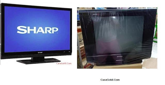Kode Remot TV SHARP
