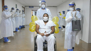 Brasil registra quase 12 milhões de pessoas recuperadas