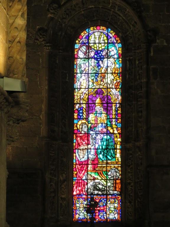 Mosteiro dos Jerónimos - Vitrais