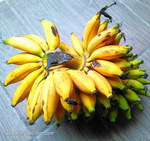 pisang karmilin