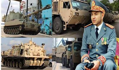 هذه دلالات إجراء المناورات العسكرية الأمريكية المغربية قرب حدود تندوف