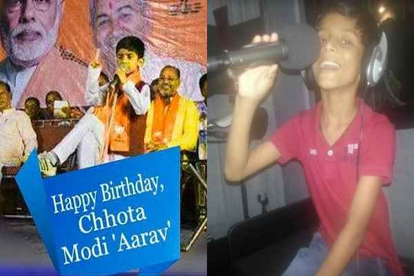 chhota-modi-arav-nayak-happy-birthday-12-august-2017