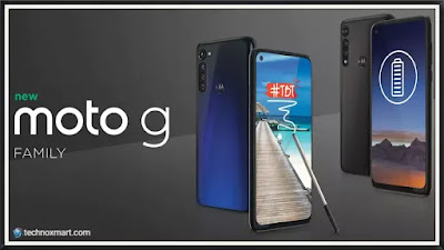Motorola G Power, Motorola G Stylus With Hole Punch Display, Triple Rear Cameras Propelled In INdia: Price, Specs, More