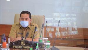 Cegah Covid-19, Pemkot Tangerang Minta Sektor Perkantoran Perketat Protokol Kesehatan