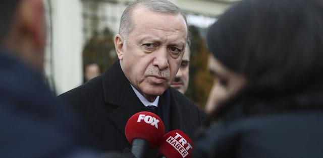 Μόνο ήττες σε Συρία και Λιβύη για τον Ερντογάν