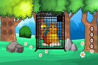 Games2Mad - G2M Golden Cat Escape