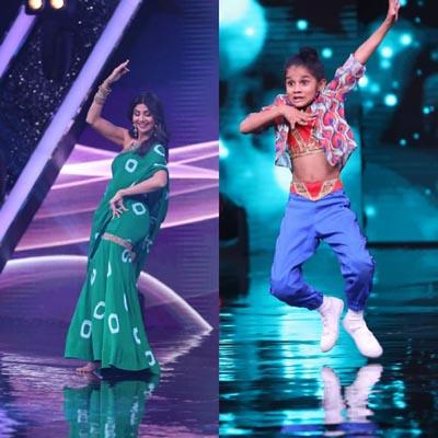Shilpa Shetty Kundra and Anshika Rajput