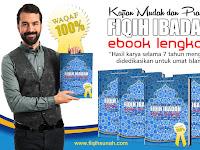 eBook Fiqih Ibadah Lengkap, Mudah dan Praktis