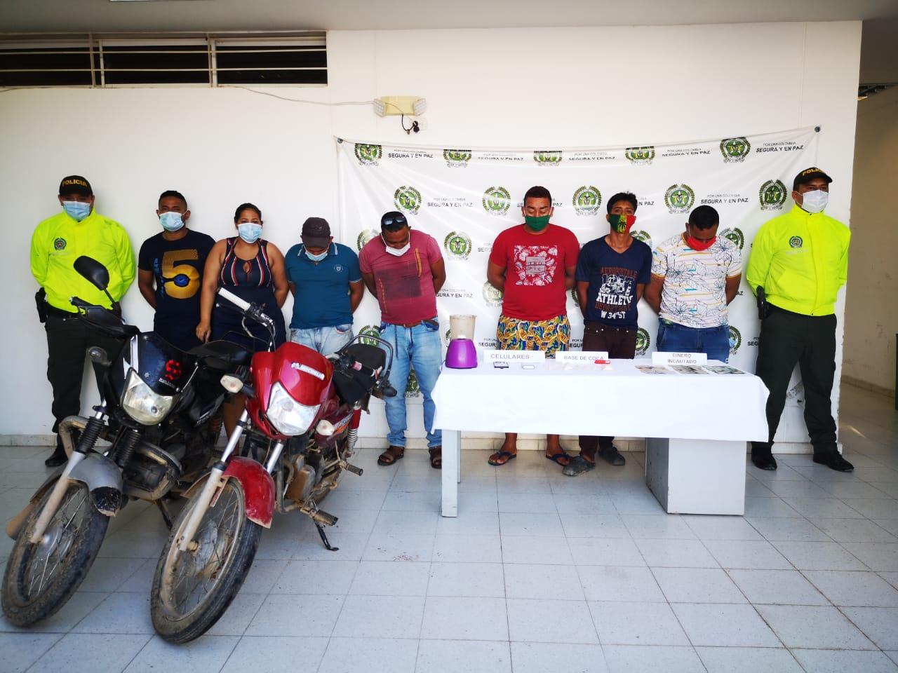https://www.notasrosas.com/Policía Cesar captura a 'Los Botánicos', en Chiriguaná