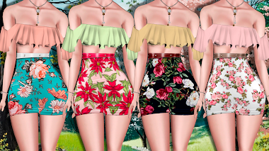 SPRING COLLECTION FEMALE