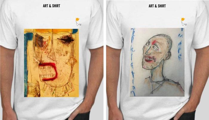 ART & SHIRT