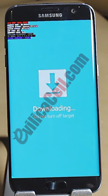 Download Mode Samsung S7 Edge SM-G935FD