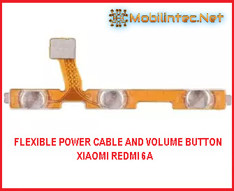 FLEXIBLE POWER CABLE XIAOMI REDMI 6A