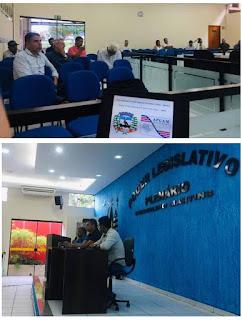 Audiência Pública sobre Plano Municipal de Gestão Integrada de Resíduos Sólidos e Plano Municipal de Saneamento Básico