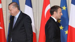 France recalls ambassador from Turkey after 'unacceptable' Recep Tayyip Erdogan comments