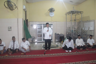 Kakankemenag Tanjungbalai Jadi Pentausiah Tim Safari Ramadhan Walikota