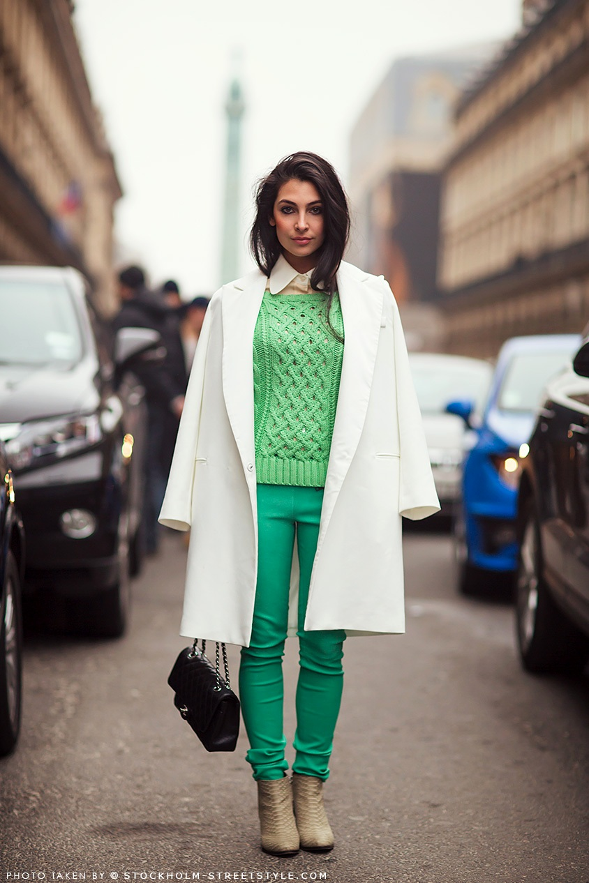 5 Ways to wear green on St Patrick's Day without looking like a leprechaun! - via BirdsParty.com