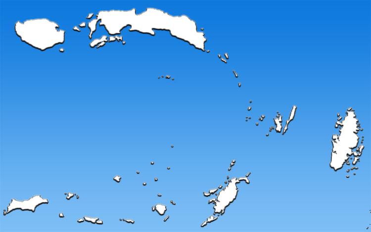 image: Maluku blank map