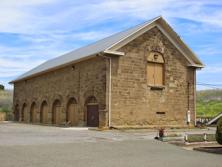 benicia camel barns
