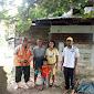 Akhirnya, Rumah Alyas Bisa Disurvei Tim Baznas Padang