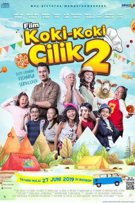 Nonton Film Koki Koki Cilik 2 (2019) Full Movie