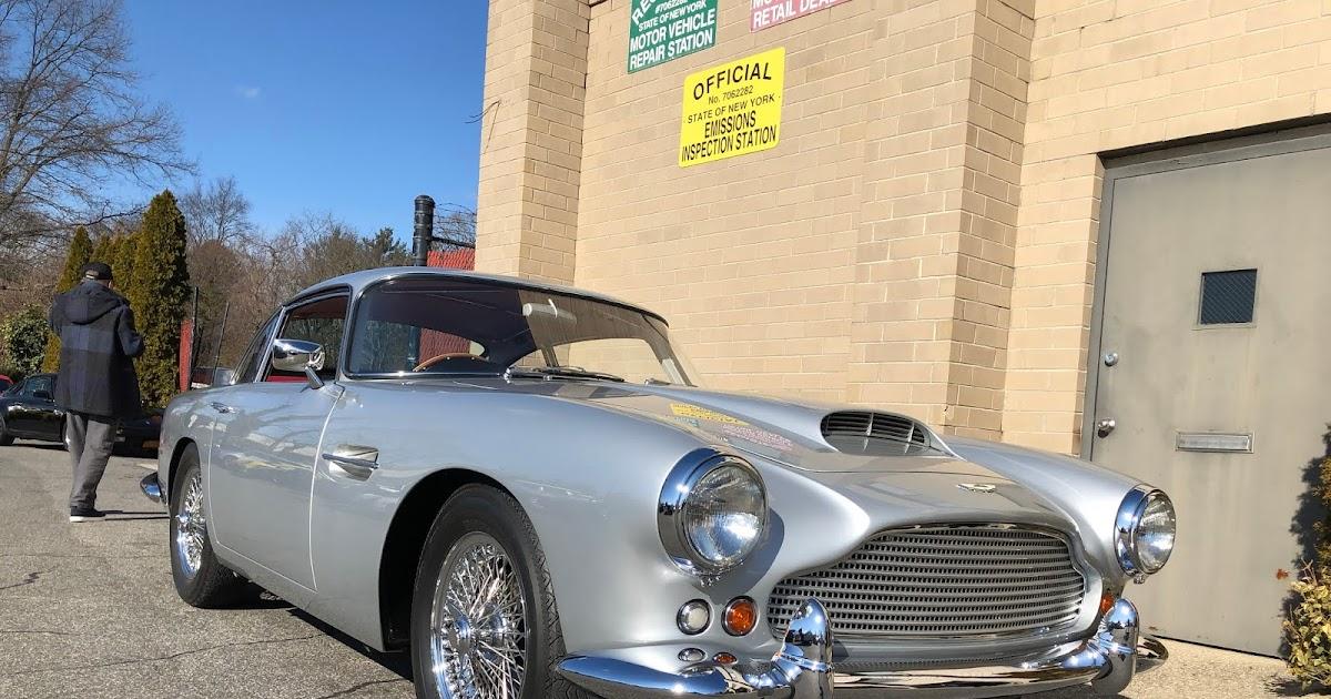 Nixon Motor Sports So I Sold My Aston Martin
