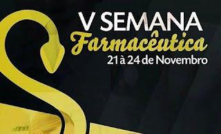 Semana Farmacêutica do campus de Cuité da UFCG começa na próxima segunda (21)