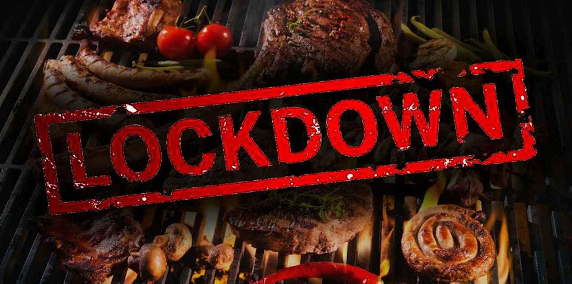 O churrasco será também proibido pelos planos de lockdowns climáticos