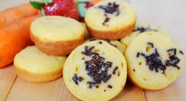 Resep Kue Cubit Enak Sederhana dan Empuk Banget