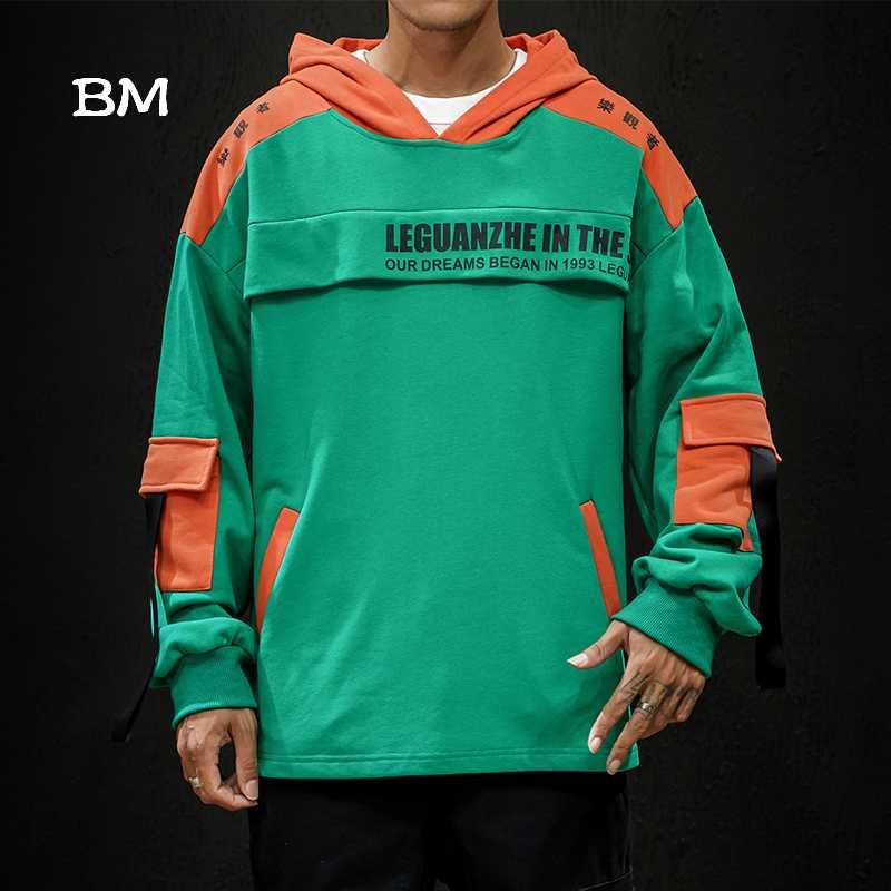 Neo-neon men's clothing