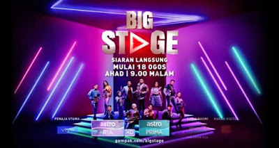 Senarai Lagu Big Stage 2019 Akhir